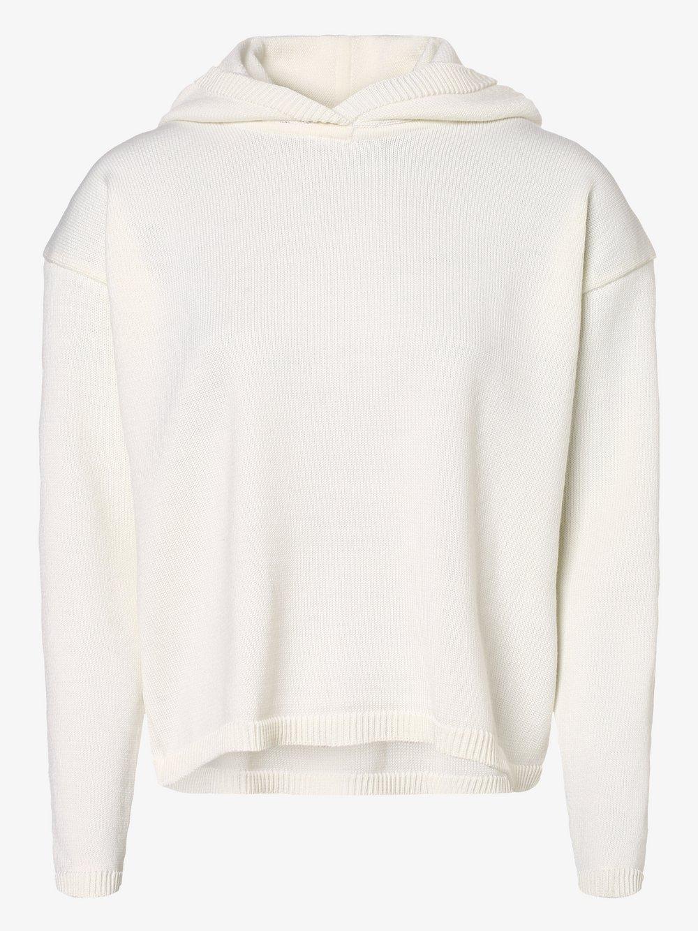 März – Sweter damski, beżowy Van Graaf 485534-0001-00380