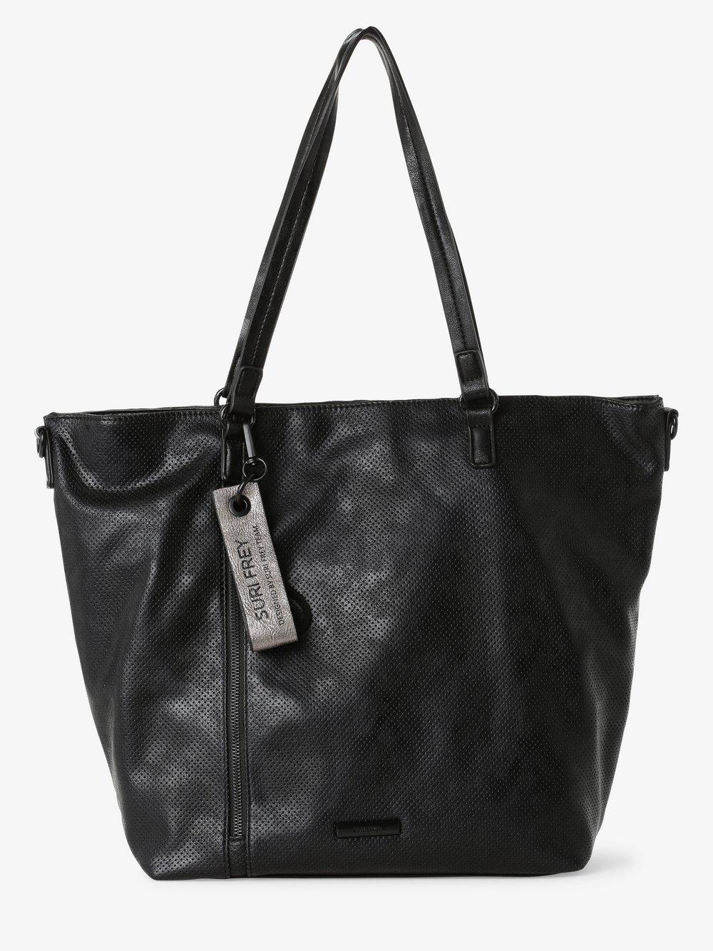 Suri Frey - Damska torba shopper – Fany, czarny