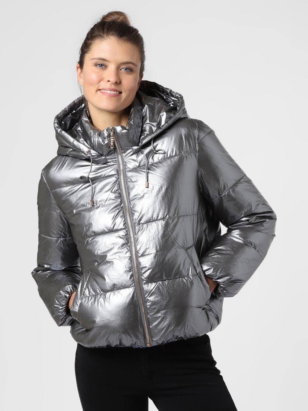 Liu Jo Collection – Damska kurtka pikowana, szary Van Graaf 485772-0001-09940