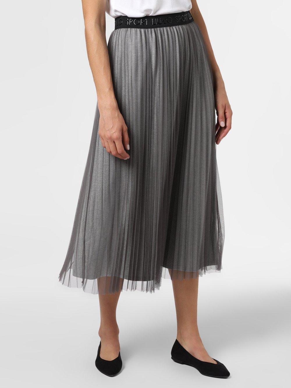 Liu Jo Collection - Spódnica damska, szary