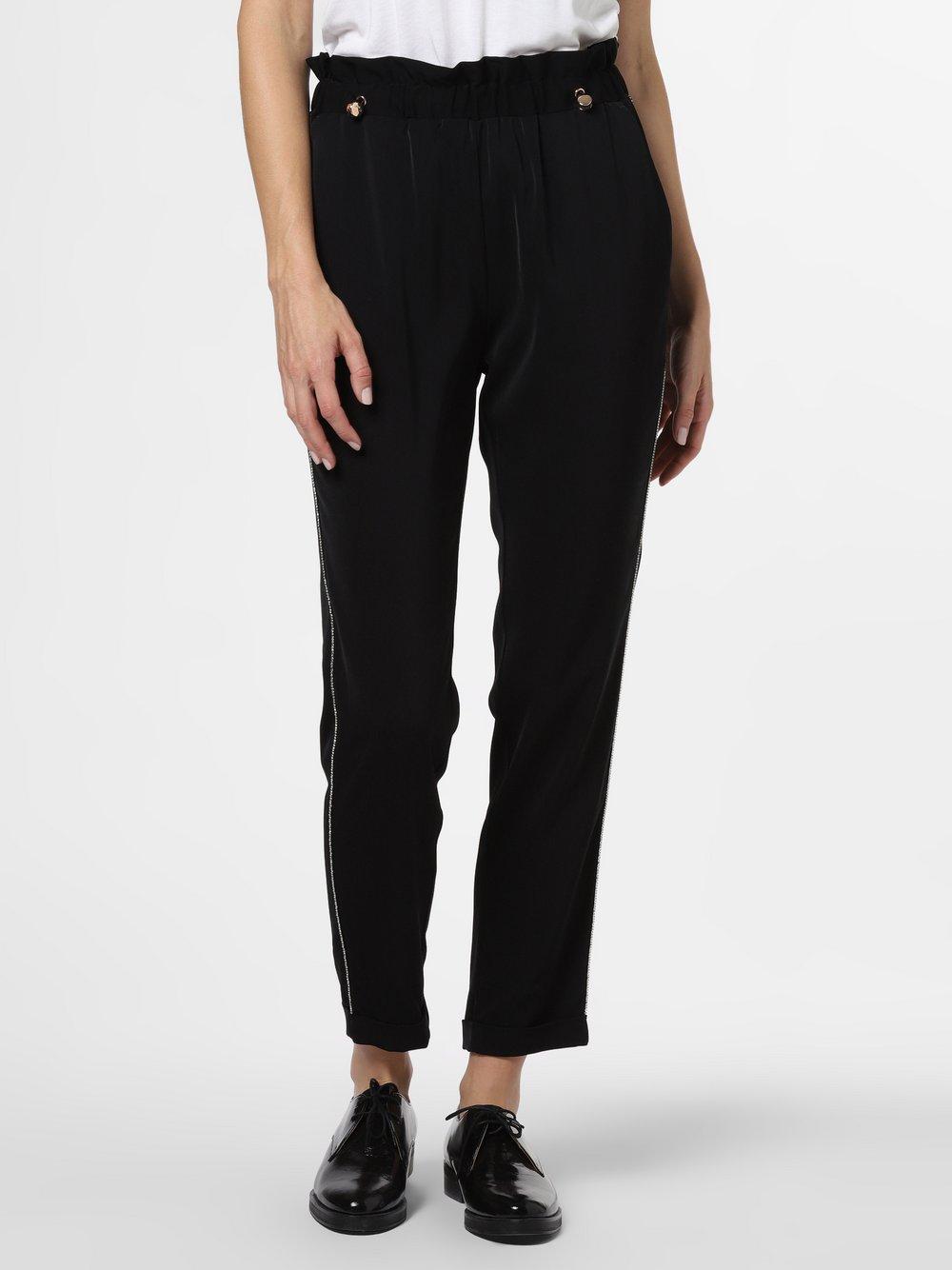 Liu Jo Collection – Spodnie damskie, czarny Van Graaf 485783-0001-09940