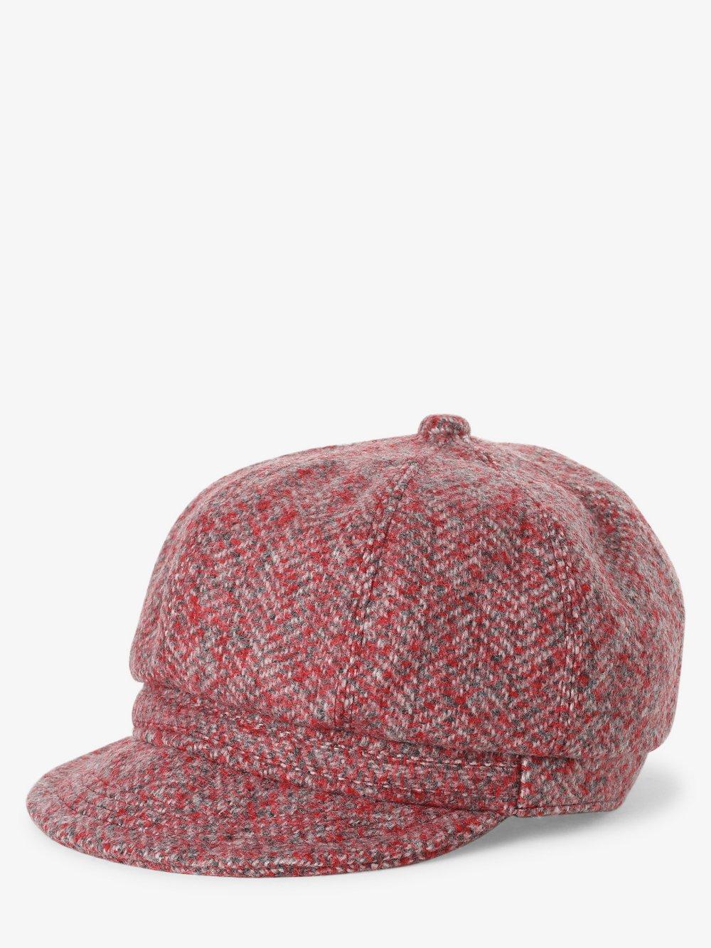 Loevenich – Czapka damska, czerwony Van Graaf 486213-0001