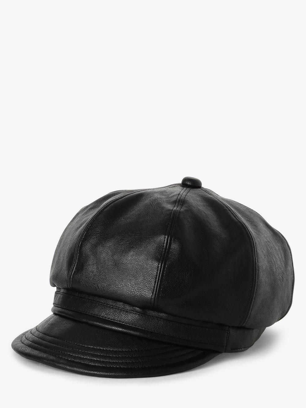 Loevenich – Czapka damska, czarny Van Graaf 486229-0001-00000