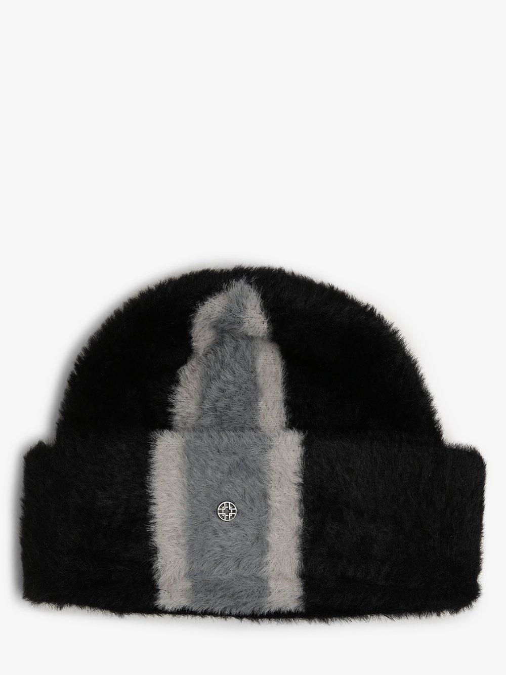 Loevenich – Czapka damska, czarny Van Graaf 486241-0001-00000
