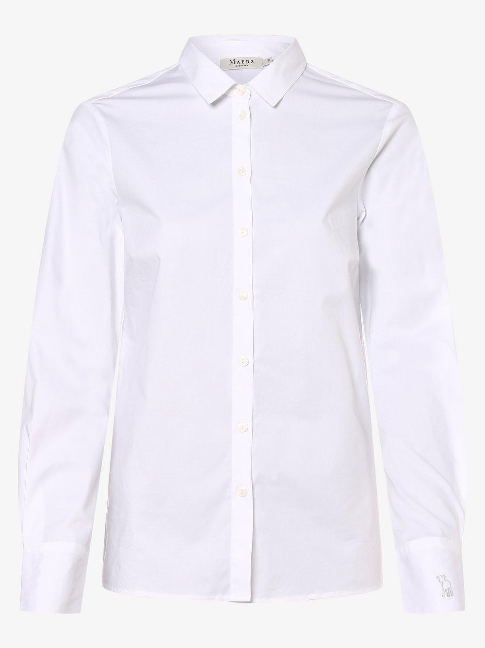 März - Bluzka damska, biały