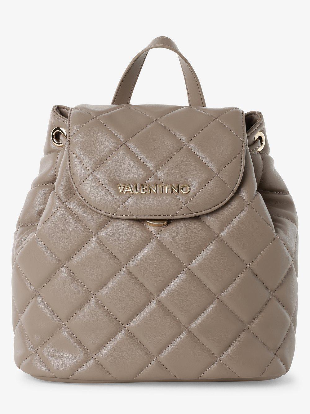VALENTINO HANDBAGS – Plecak damski – Ocarina, beżowy Van Graaf 486488-0001