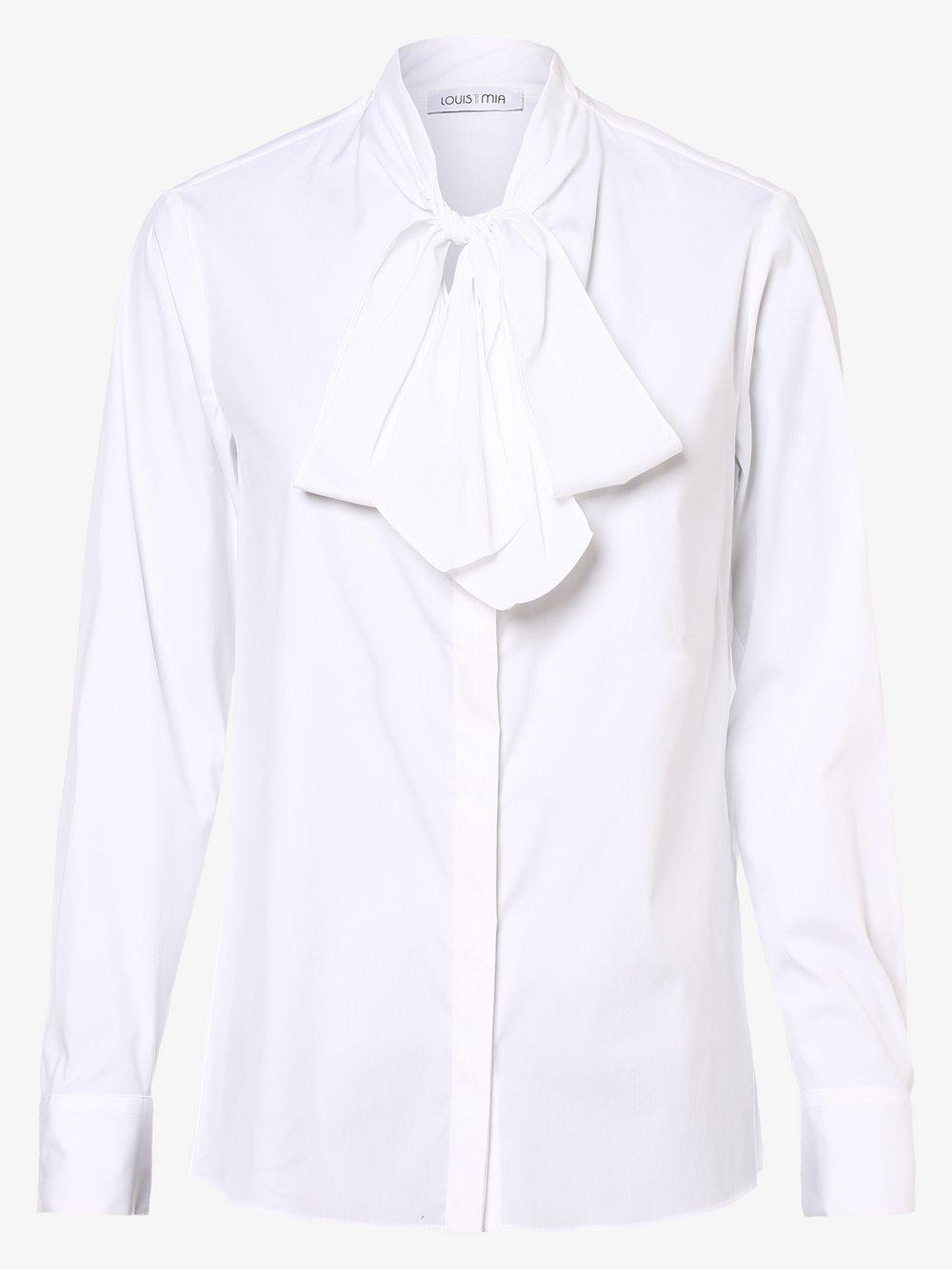 Louis & Mia – Bluzka damska, biały Van Graaf 486760-0001-00360