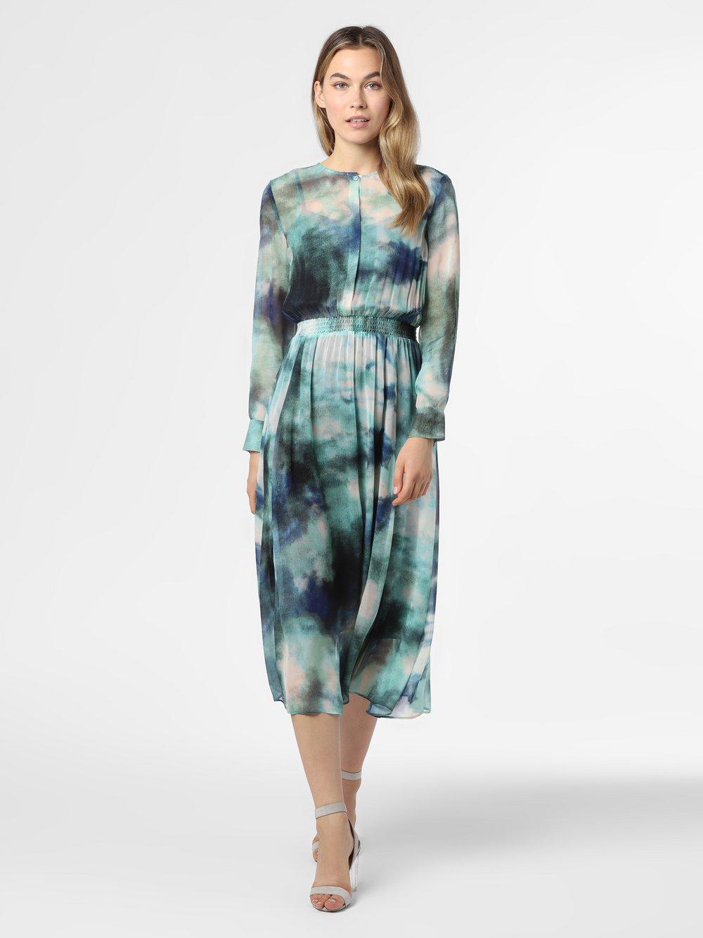 Marc O'Polo Denim – Sukienka damska, zielony Van Graaf 486989-0001-09900