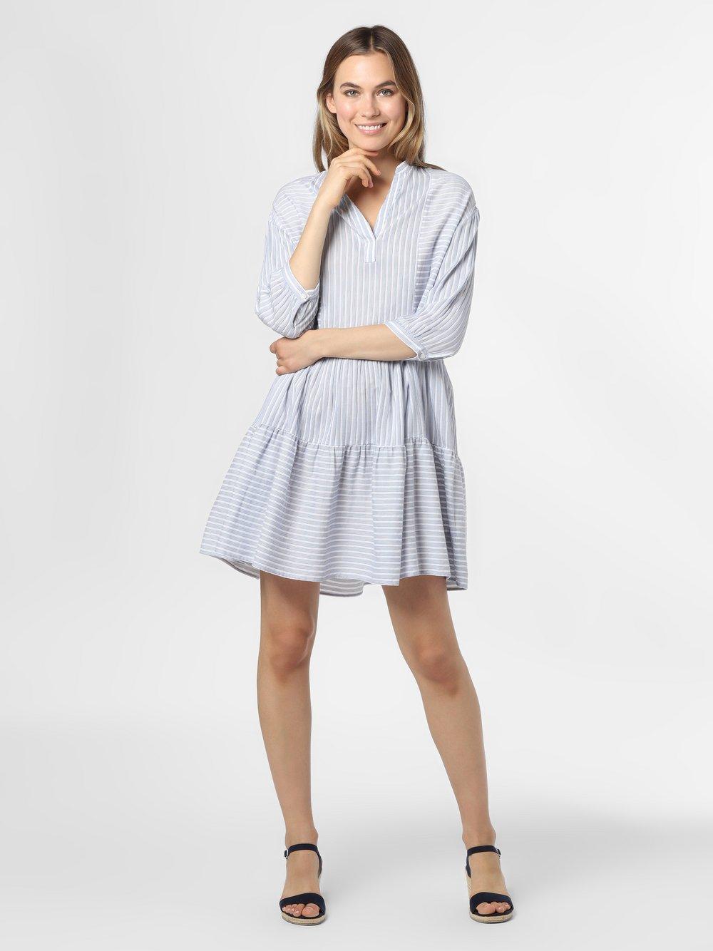Marc O'Polo Denim – Sukienka damska, biały Van Graaf 486992-0001