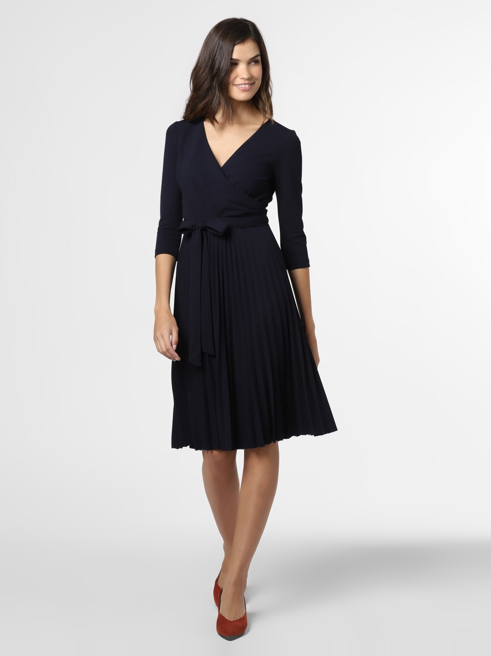 Paradi – Sukienka damska, niebieski Van Graaf 487247-0001-00420