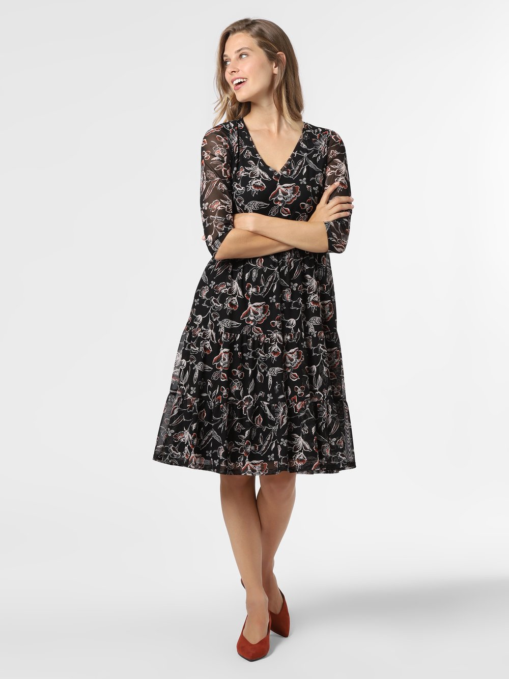 Robe Légère - Sukienka damska, czarny