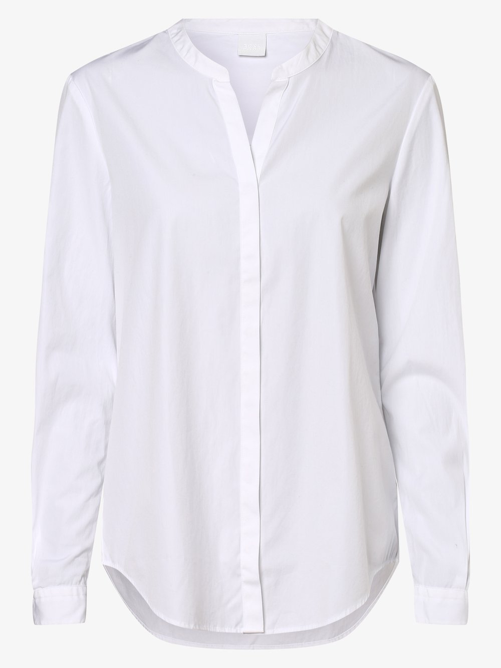 BOSS Casual - Bluzka damska – Efelize_9, biały