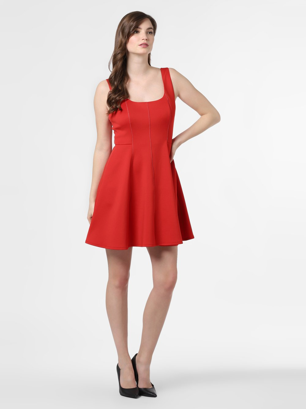 Ted Baker – Sukienka damska – Lohanna, czerwony Van Graaf 487518-0001-00420