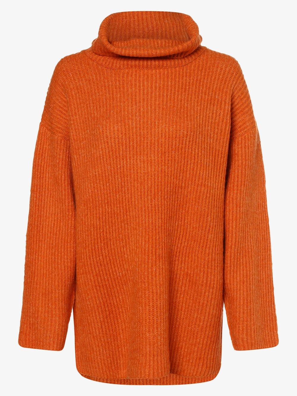 NA-KD – Sweter damski, pomarańczowy Van Graaf 487756-0001-09900