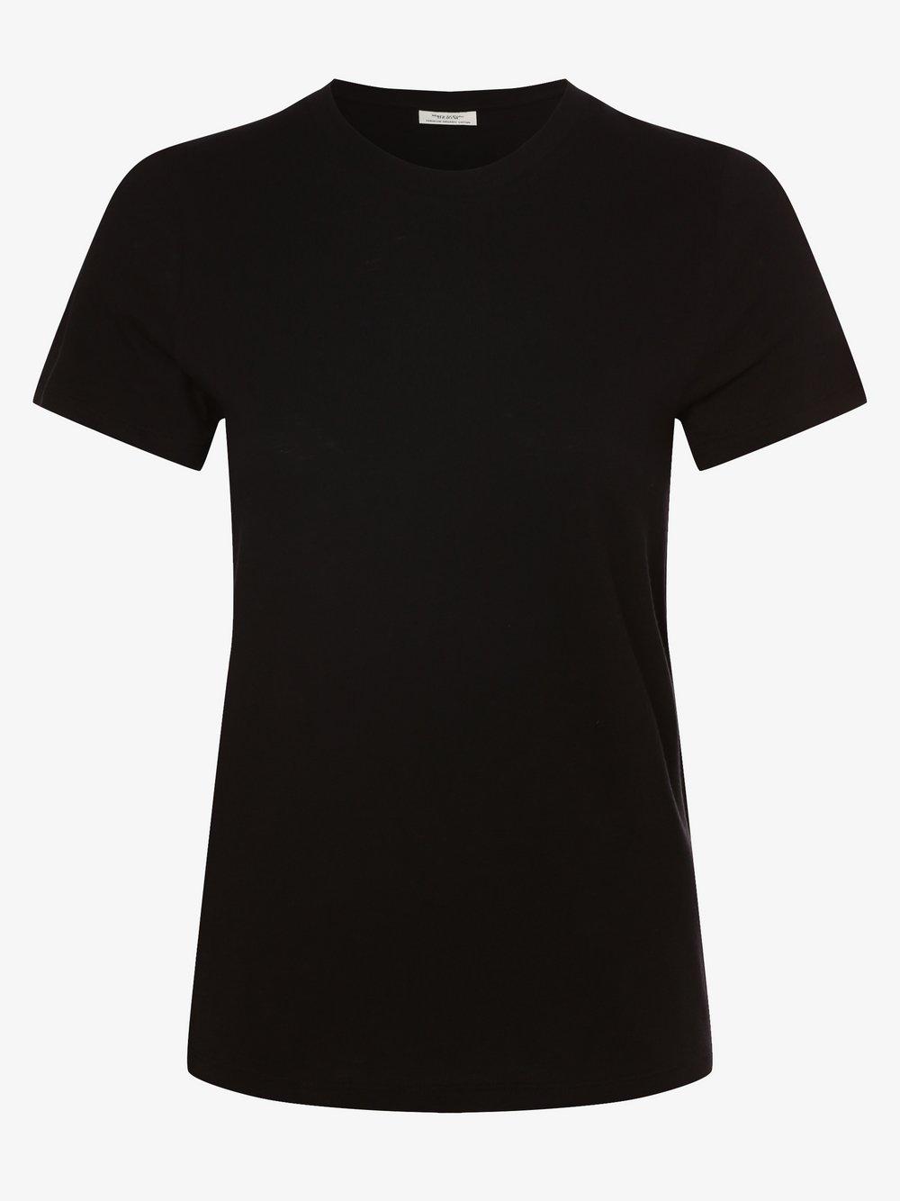 Marc O'Polo Denim – T-shirt damski, czarny Van Graaf 488466-0002-09960