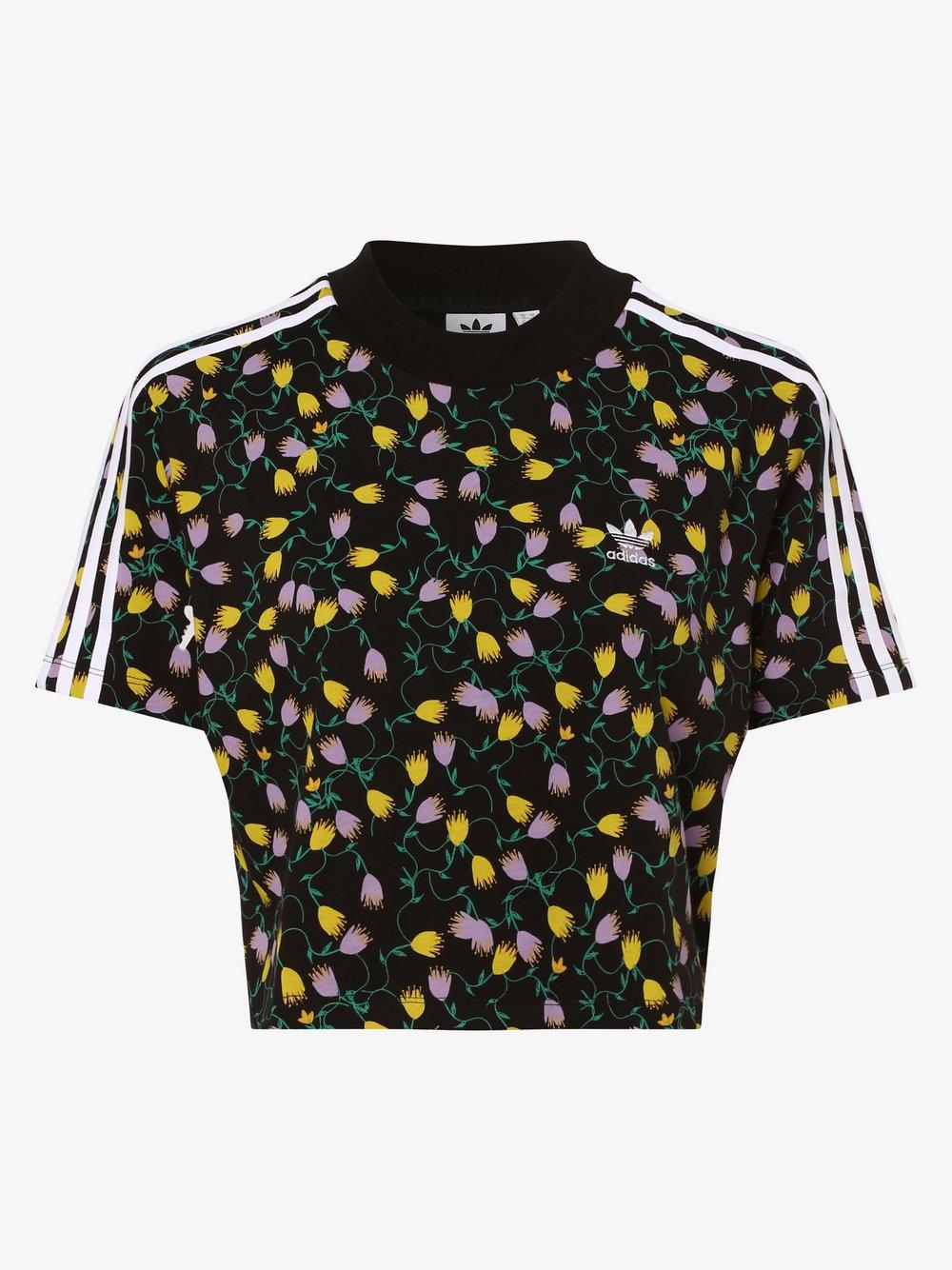 adidas Originals - T-shirt damski, wielokolorowy