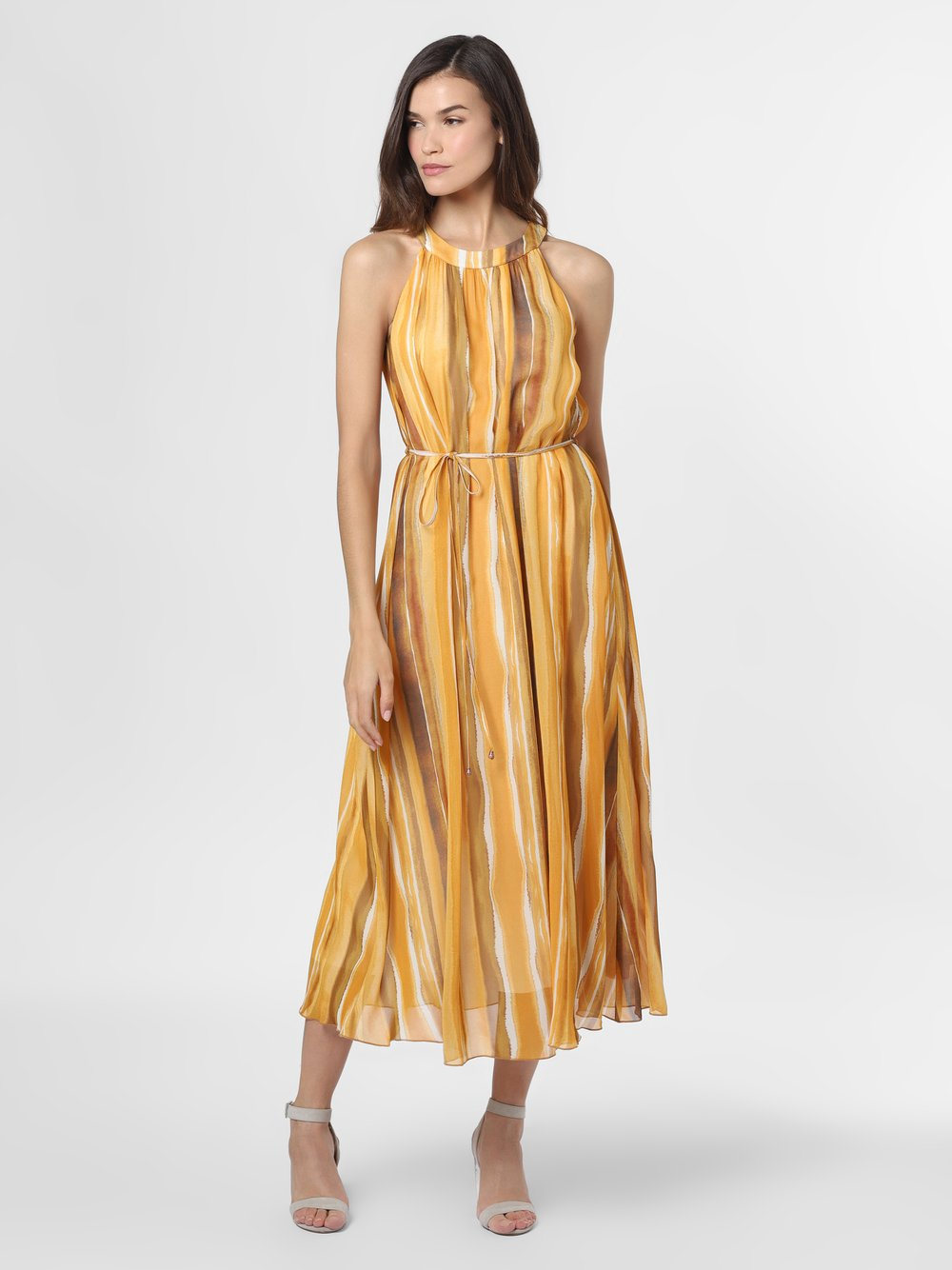 Cartoon Daydream - Sukienka damska, żółty