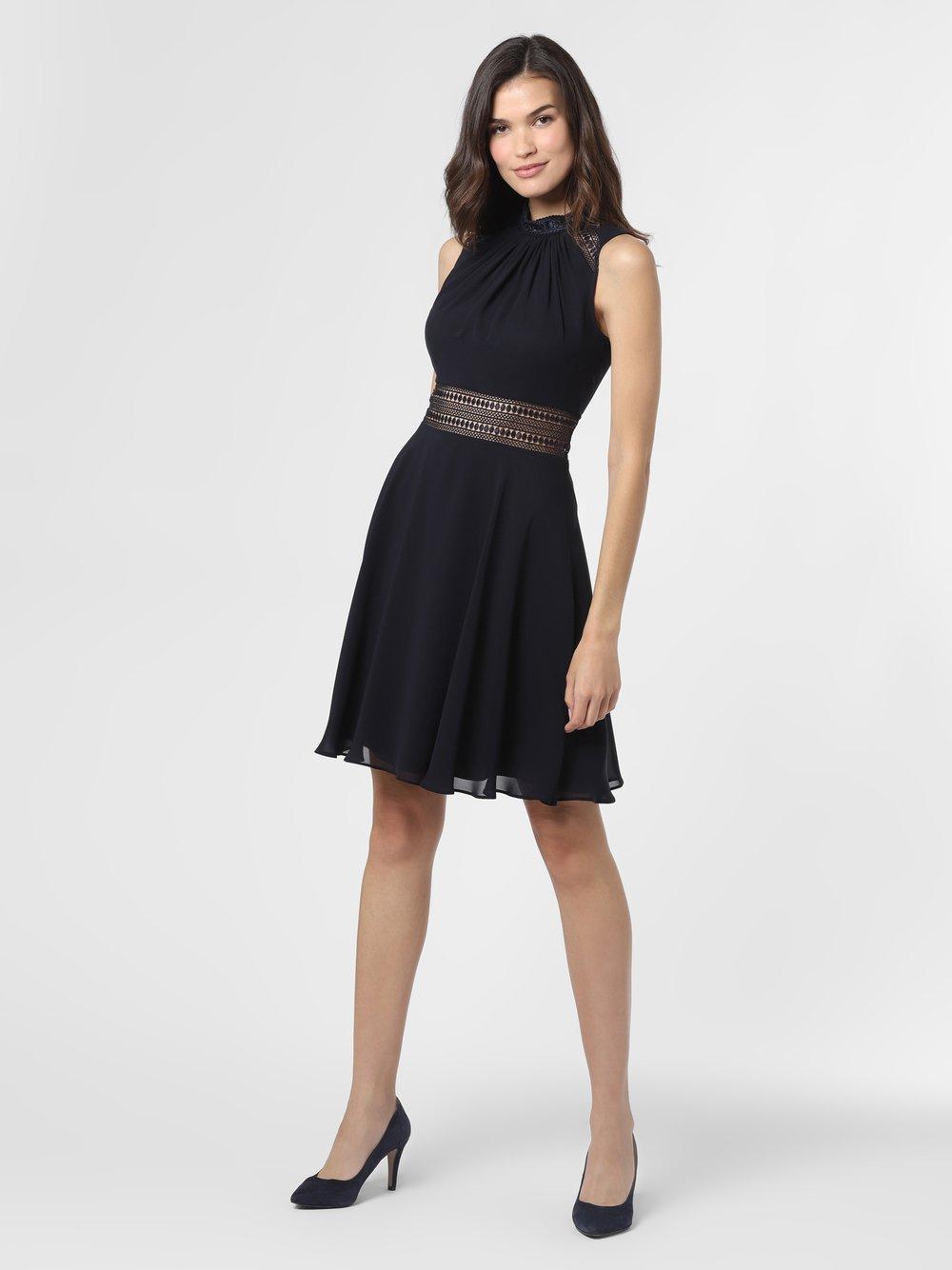 VM – Sukienka damska, niebieski Van Graaf 489704-0001-00400
