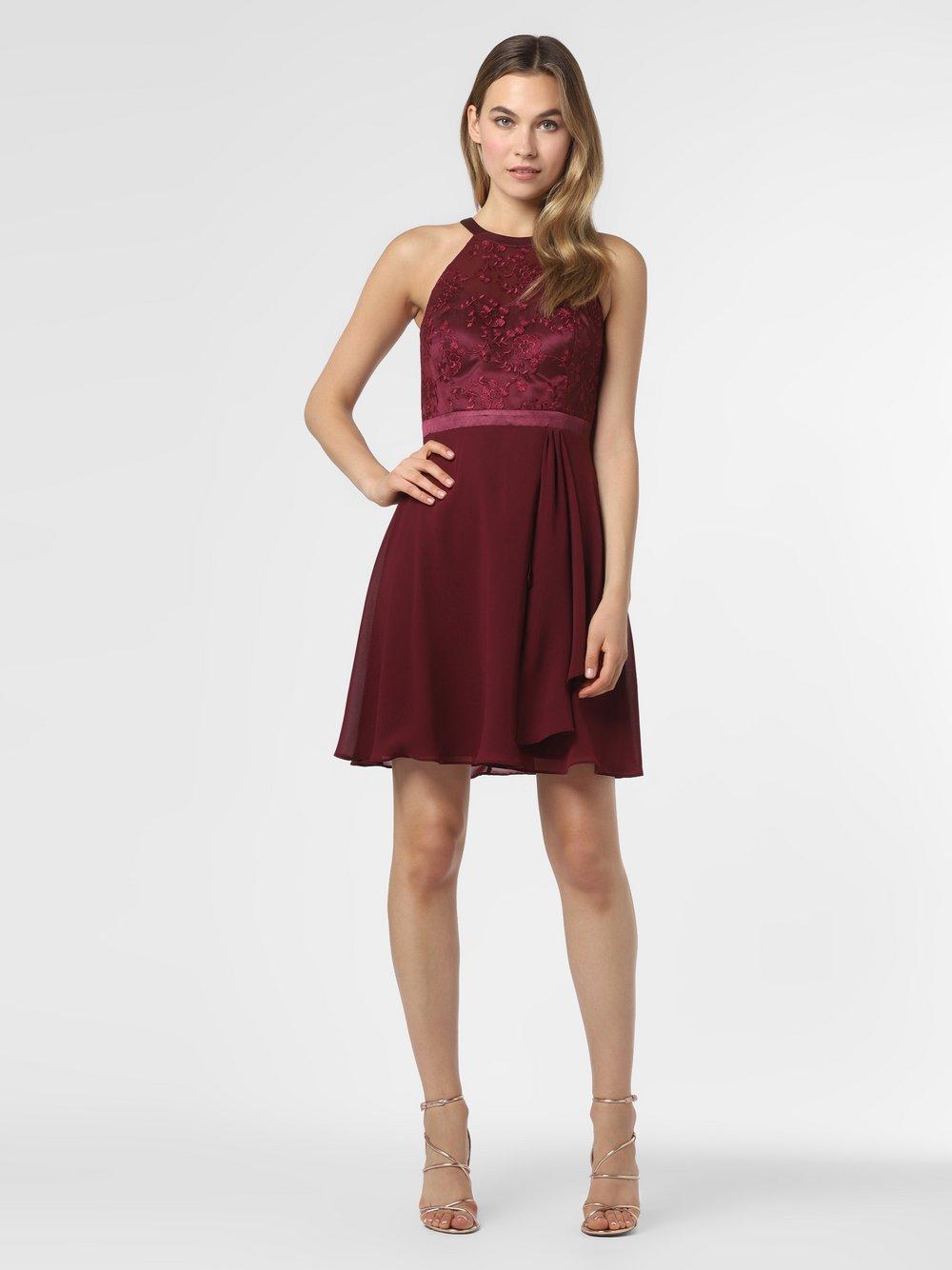VM - Sukienka damska, czerwony