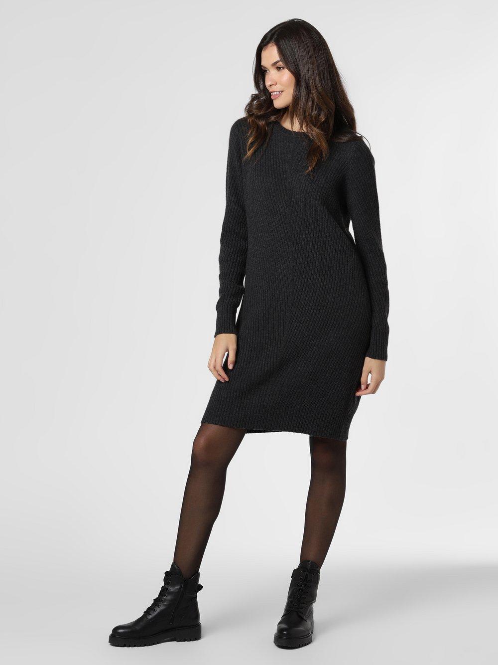 s.Oliver - Sukienka damska, czarny
