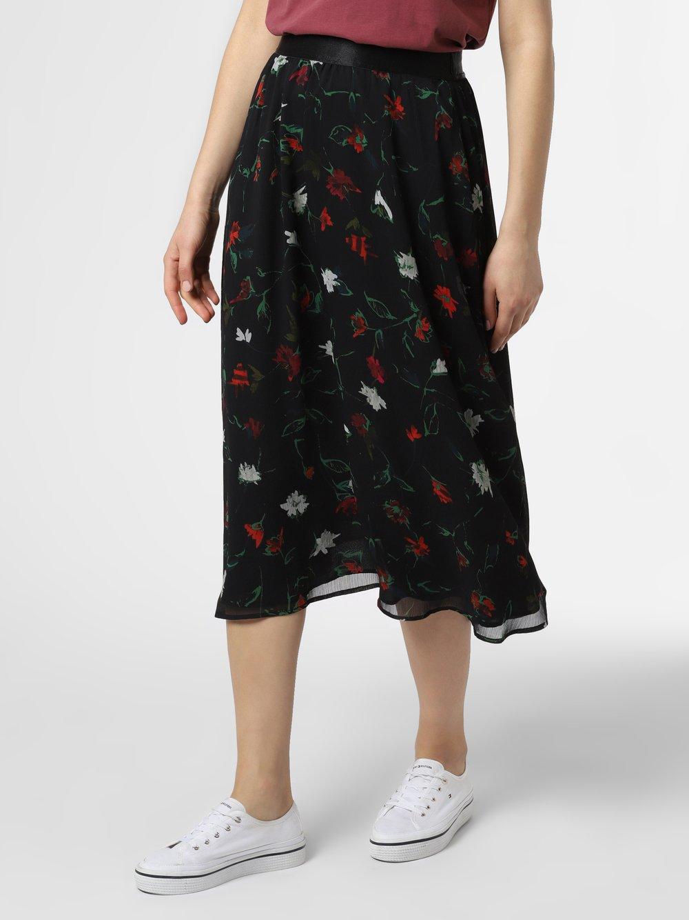 Esprit Casual - Spódnica damska, czarny