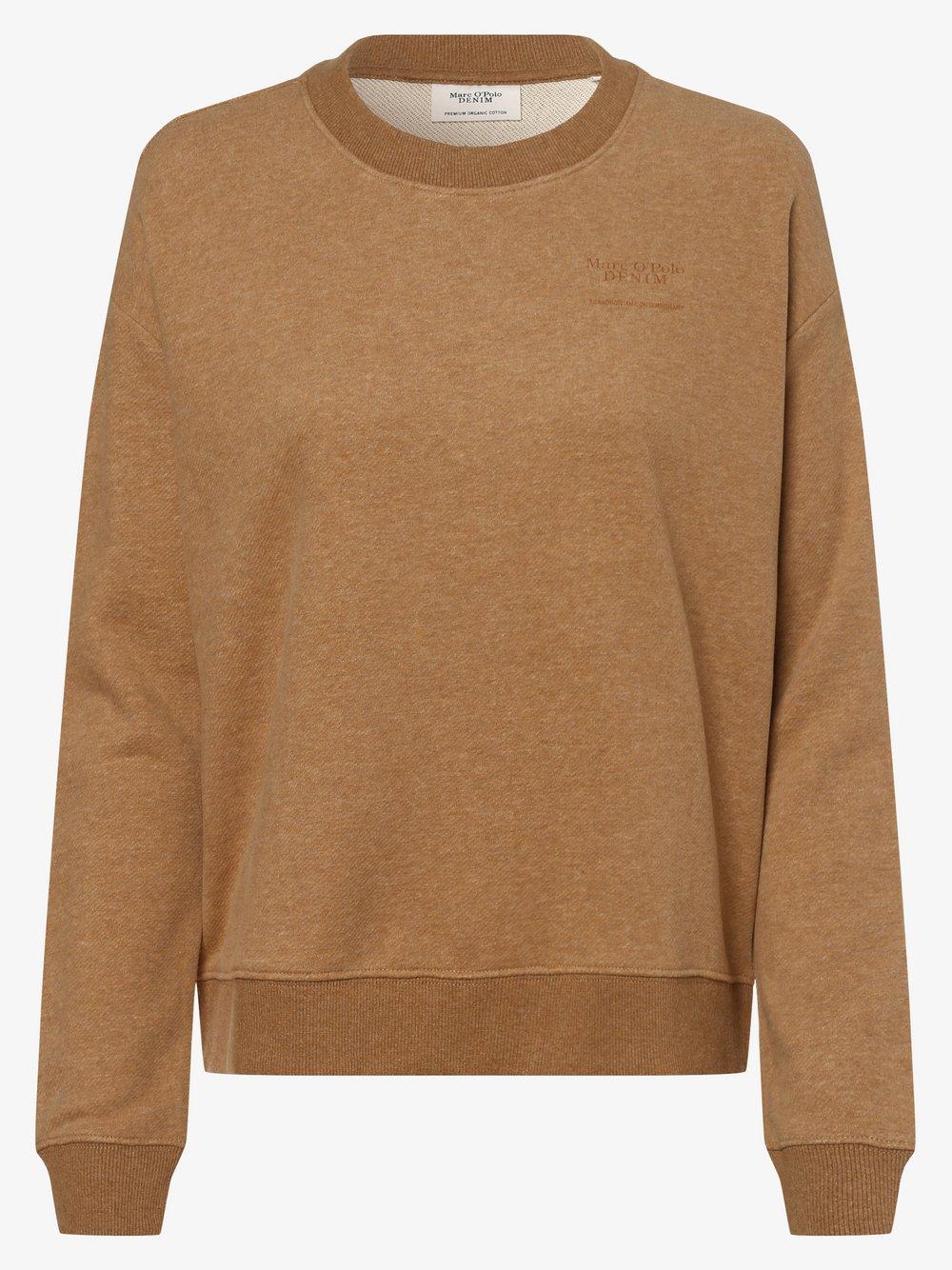 Marc O'Polo Denim - Damska bluza nierozpinana, beżowy