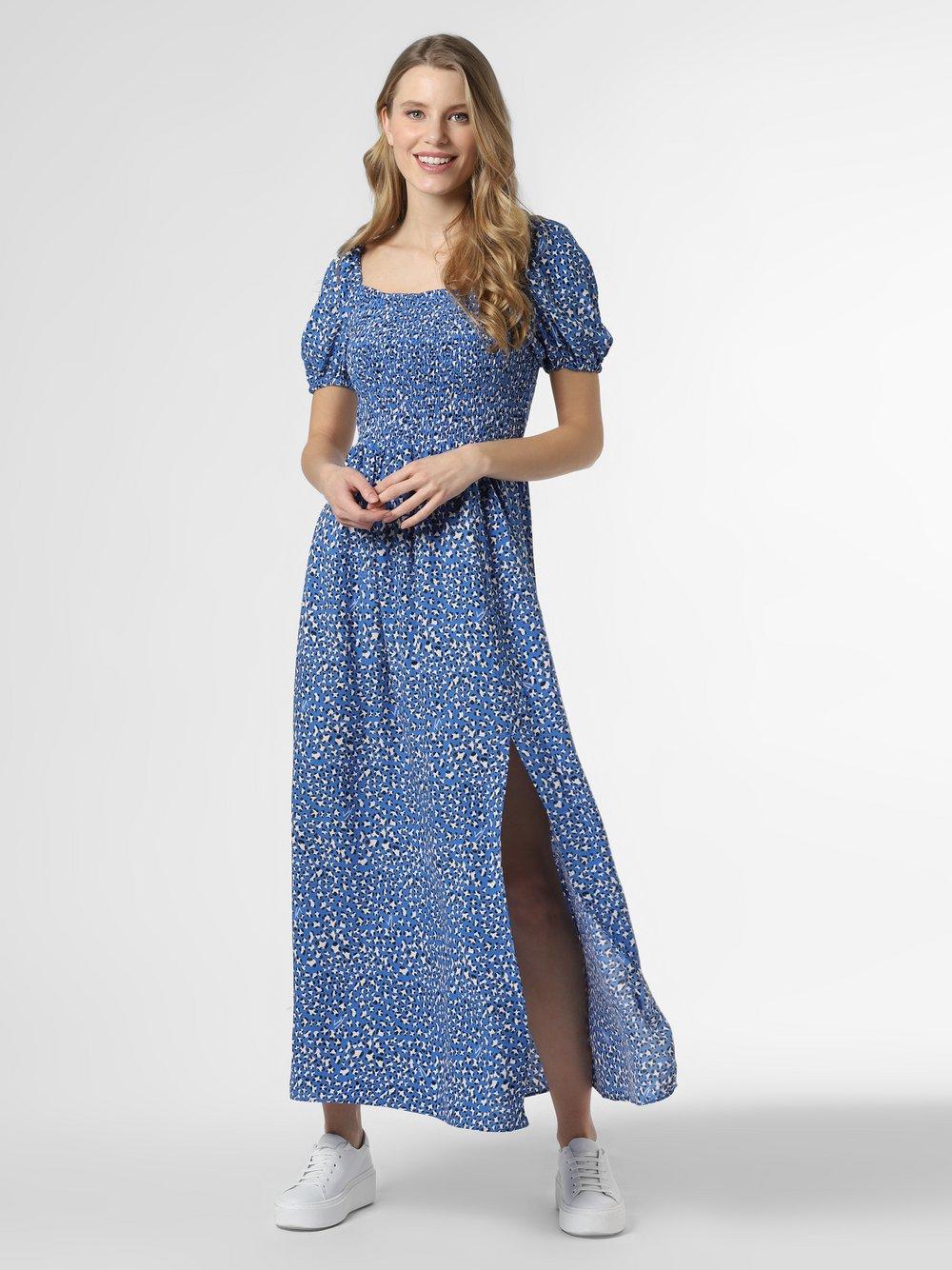 Tommy Jeans - Sukienka damska, niebieski