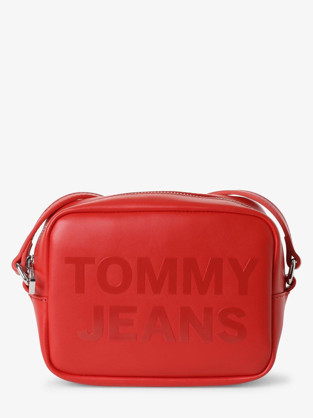 Tommy Jeans - Damska torebka na ramię, czerwony