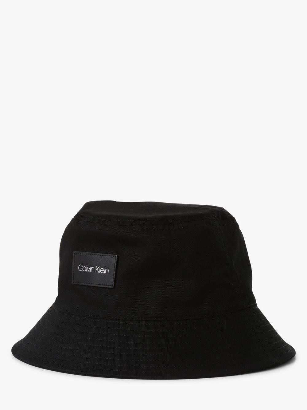 Calvin Klein - Kapelusz męski, czarny
