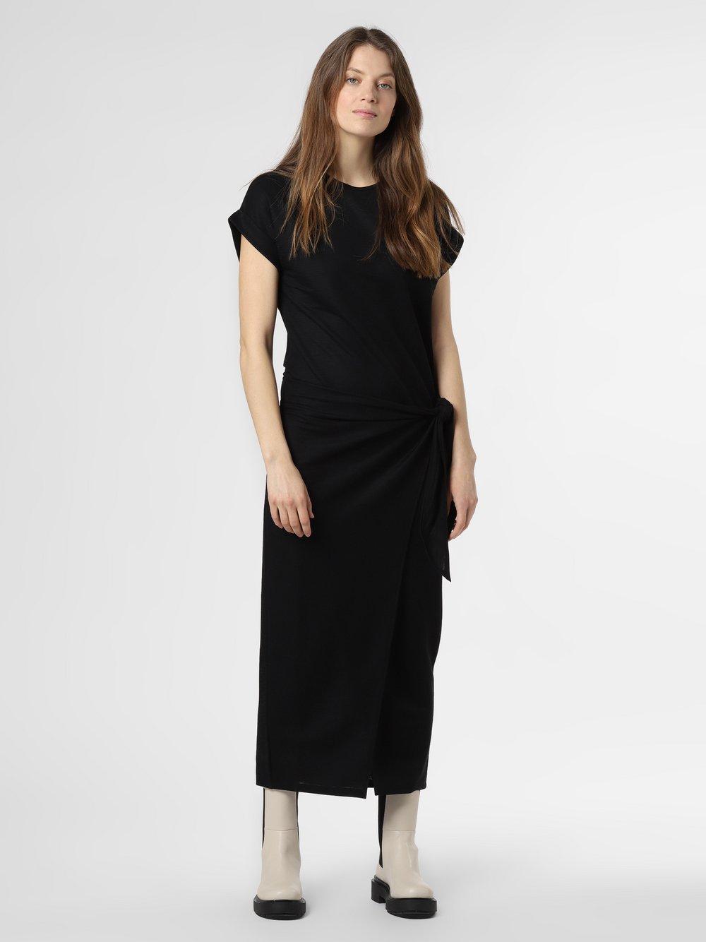 BOSS Casual - Sukienka damska – C_Elysida, czarny