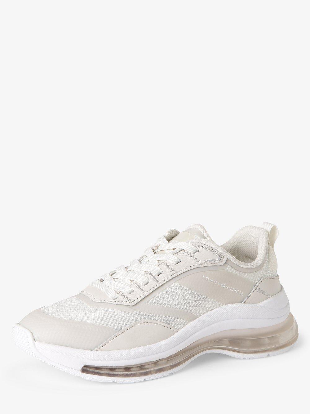 Tommy Hilfiger - Tenisówki damskie, biały