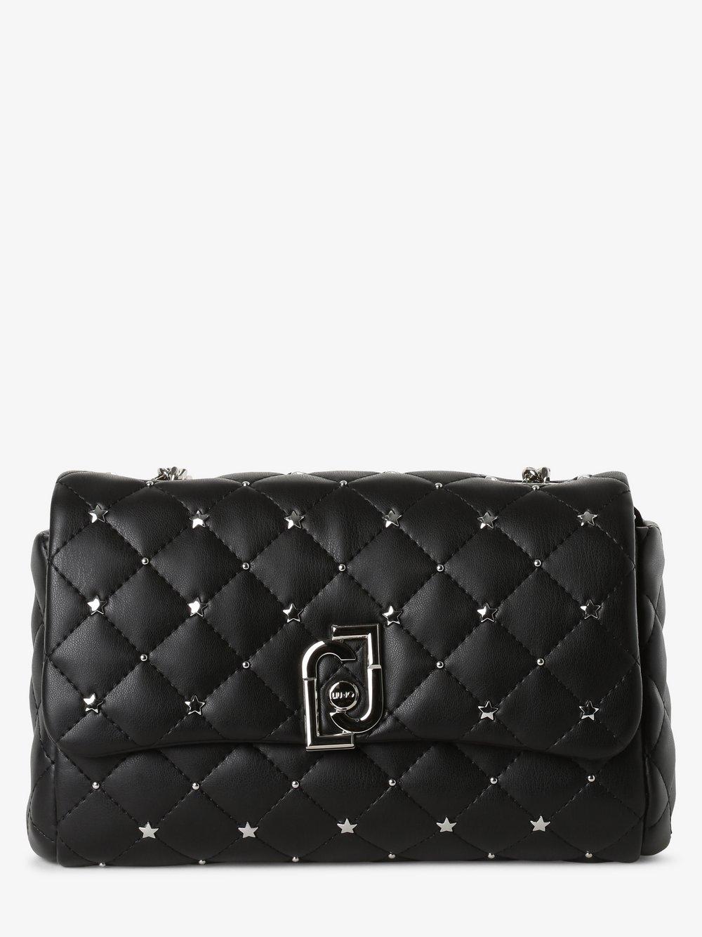 Liu Jo Collection - Damska torebka na ramię, czarny