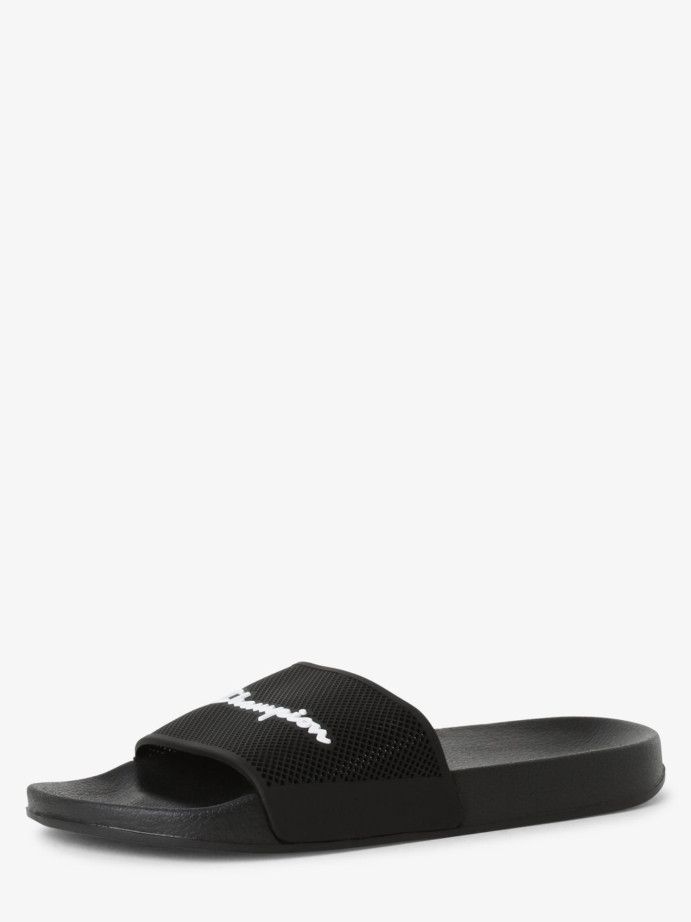 Champion - Męskie pantofle kąpielowe, czarny