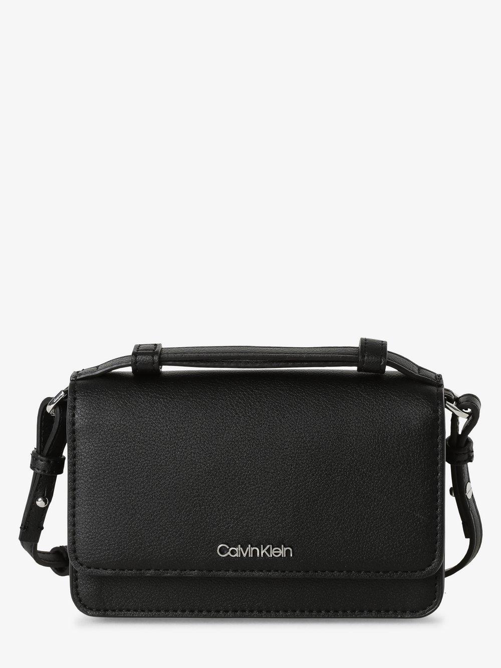 Calvin Klein - Portfel damski, czarny