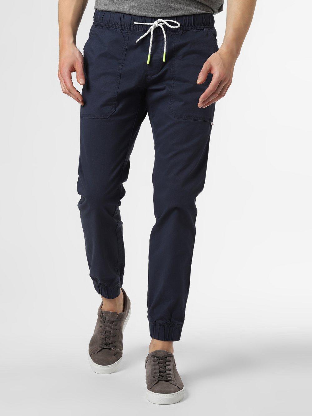Tommy Jeans - Spodnie męskie – Scanton, niebieski
