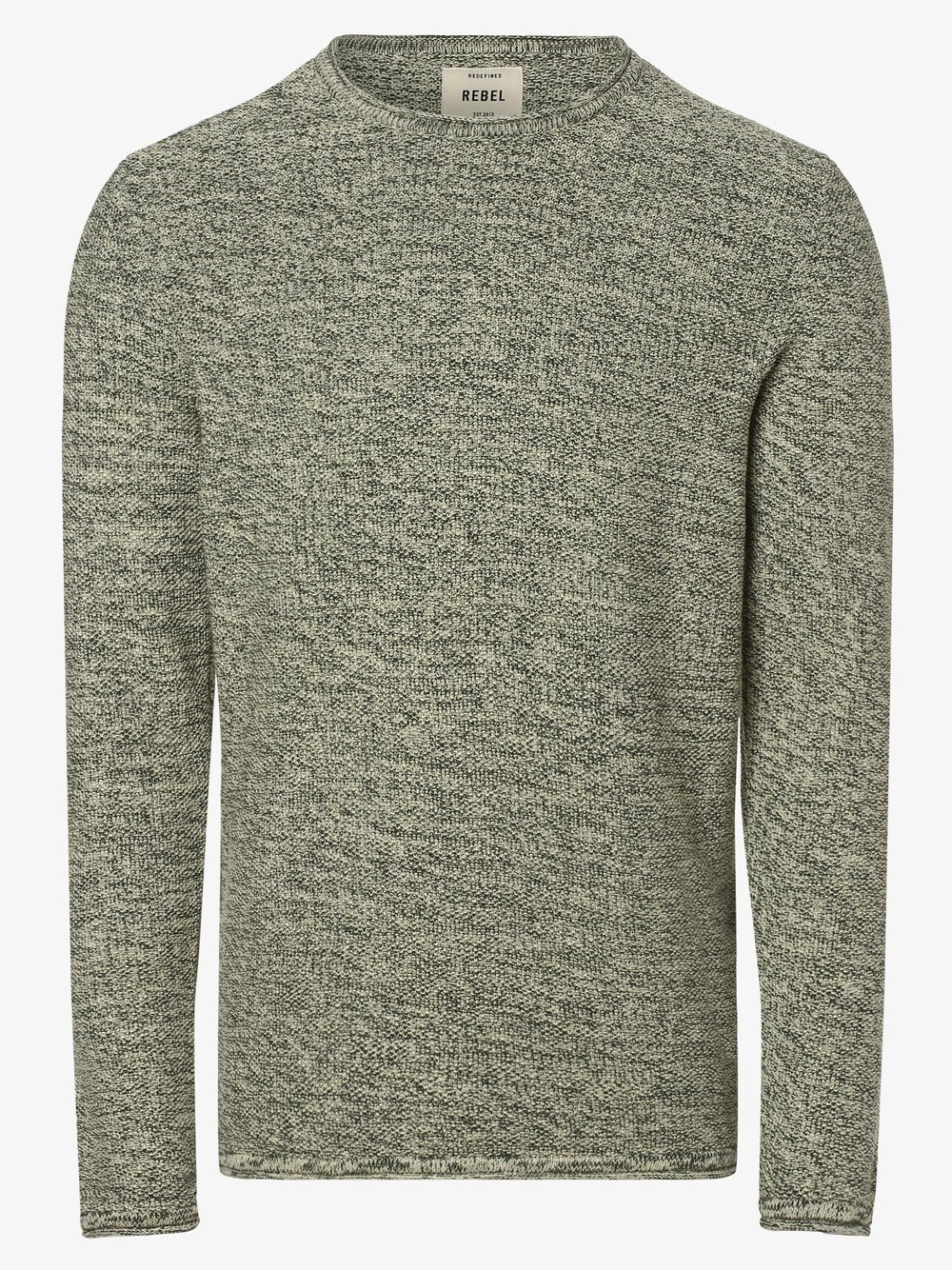 Redefined Rebel - Sweter męski – RRMaximo, czarny