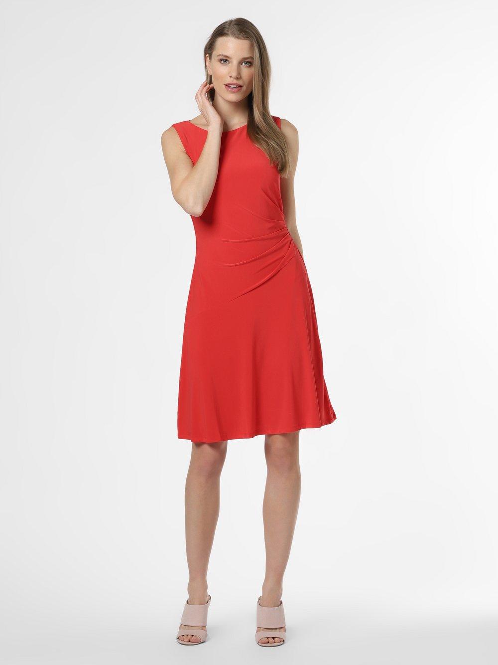 Lauren Ralph Lauren - Sukienka damska, czerwony