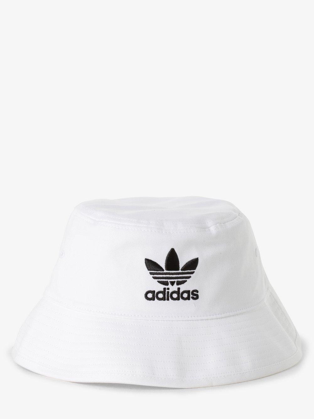 adidas Originals - Kapelusz damski, biały