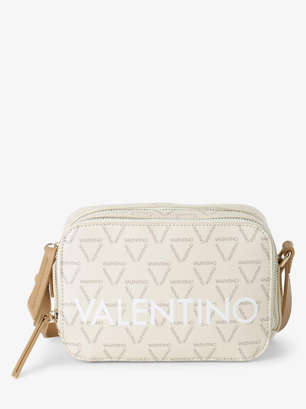 VALENTINO HANDBAGS - Damska torebka na ramię, beżowy