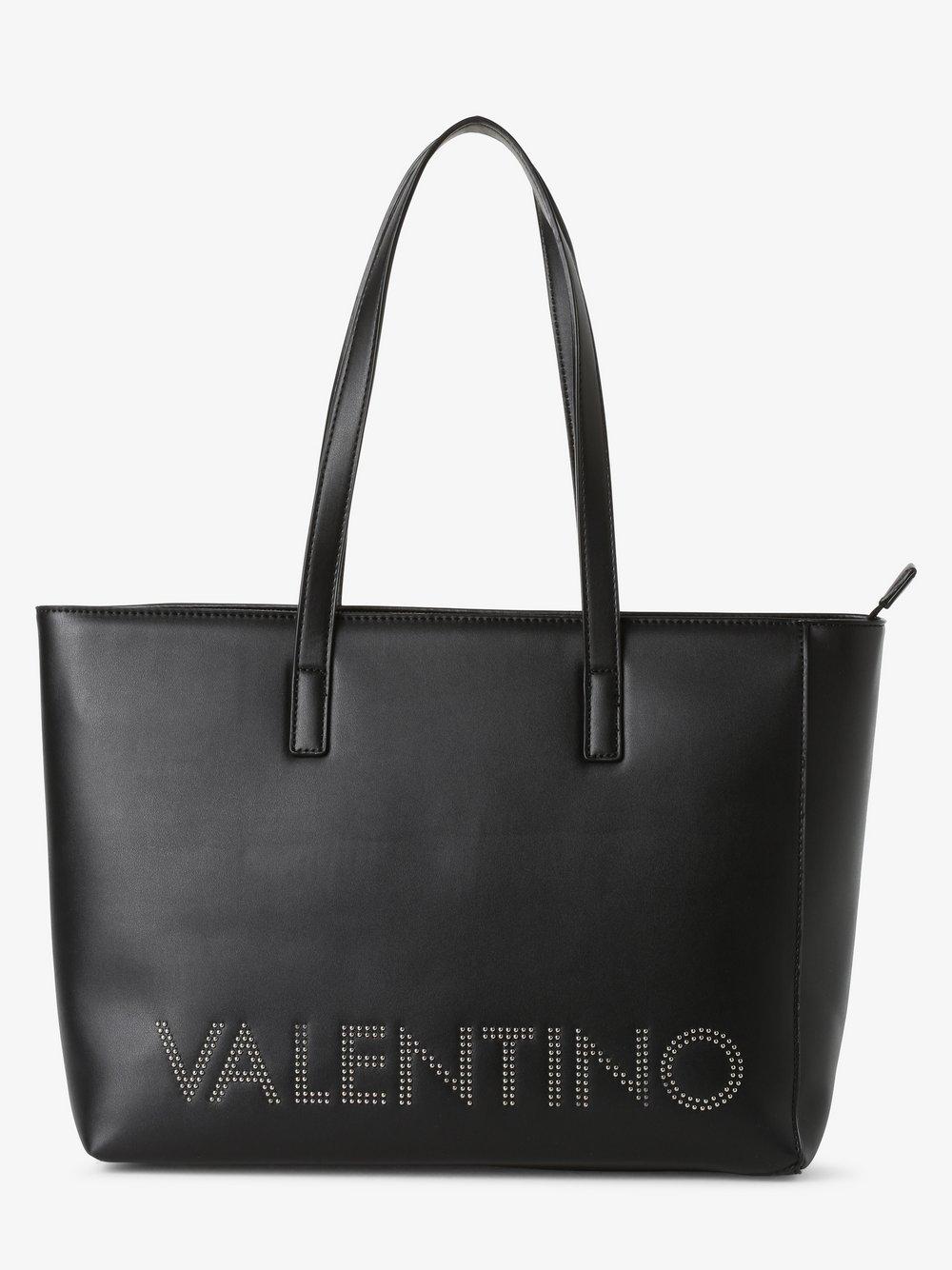 VALENTINO HANDBAGS - Damska torba shopper – Portia, czarny