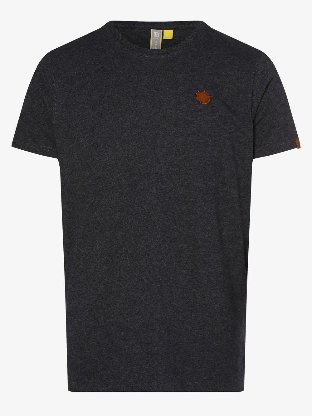 alife and kickin – T-shirt męski – MaddoxAK, niebieski Van Graaf 495792-0004-09970