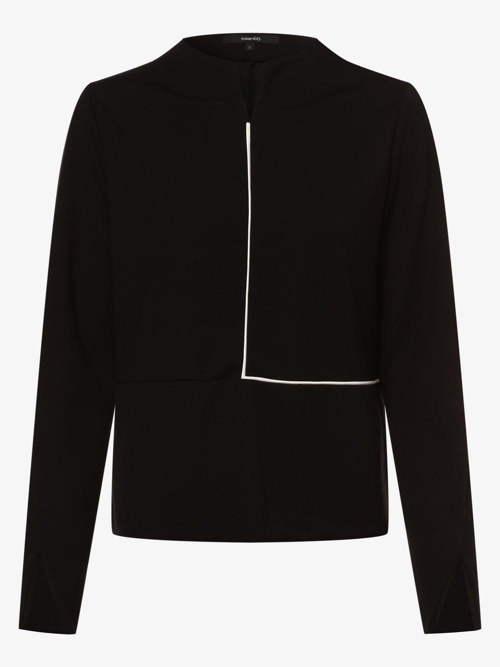 Someday - Damska bluza nierozpinana – Ufuk Tipping, czarny