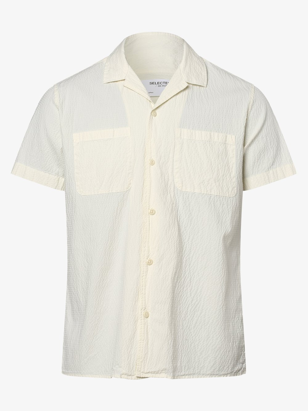 Selected - Koszula męska – SLHRegdeclan, niebieski