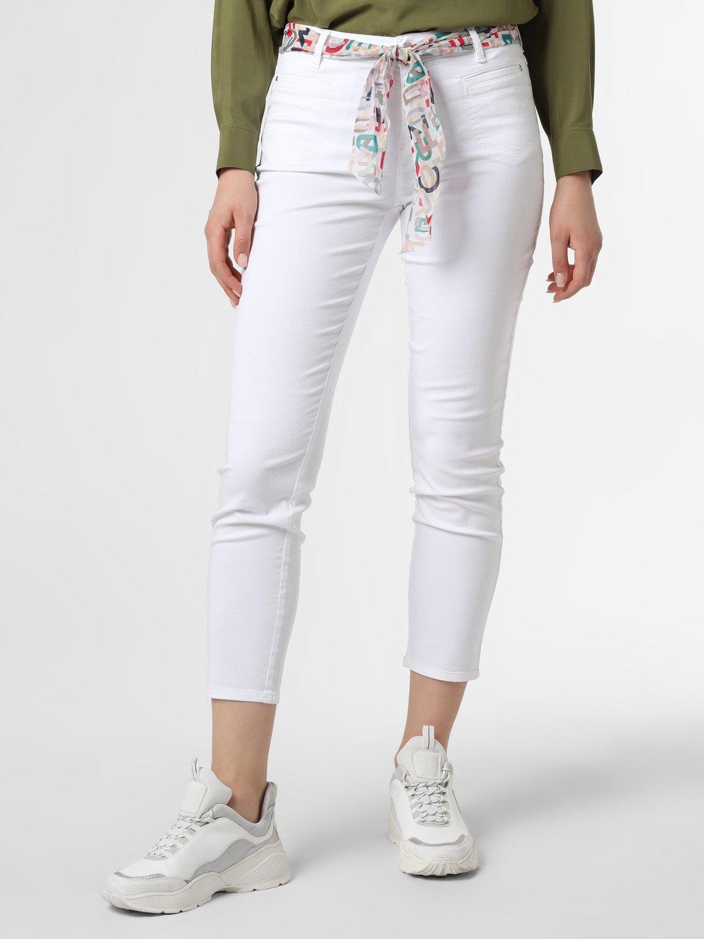 Rosner - Spodnie damskie – Alisa_084G, biały
