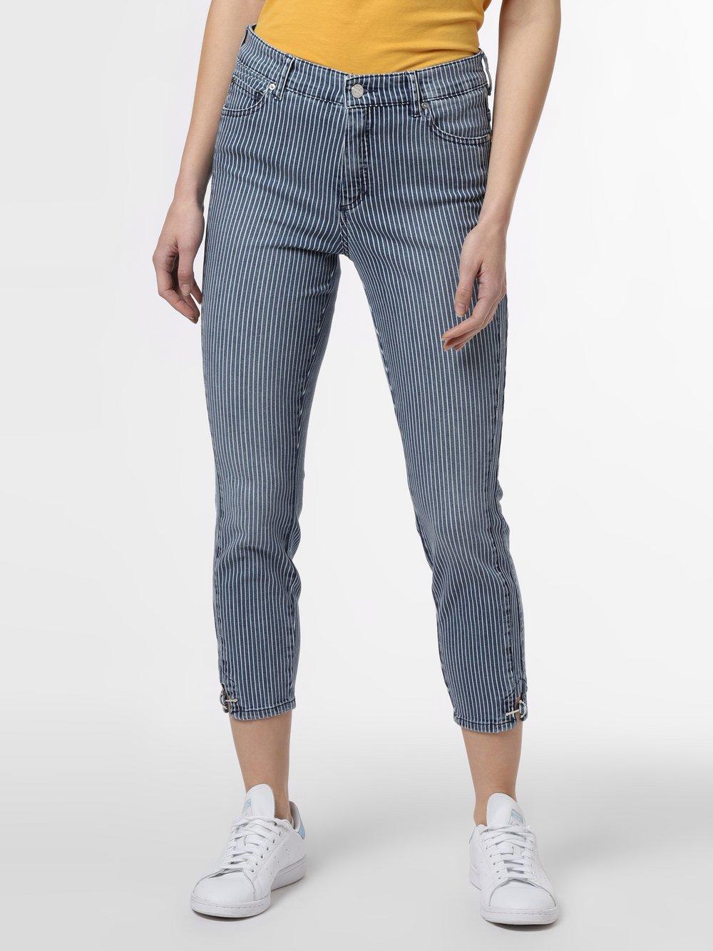 Rosner - Spodnie damskie – Audrey, niebieski