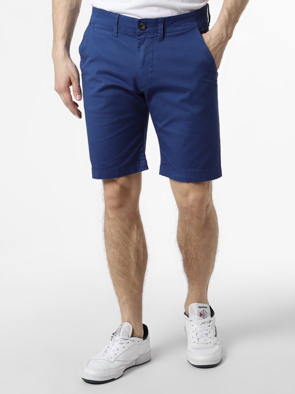 Pepe Jeans - Spodenki męskie – Mc Queen, niebieski