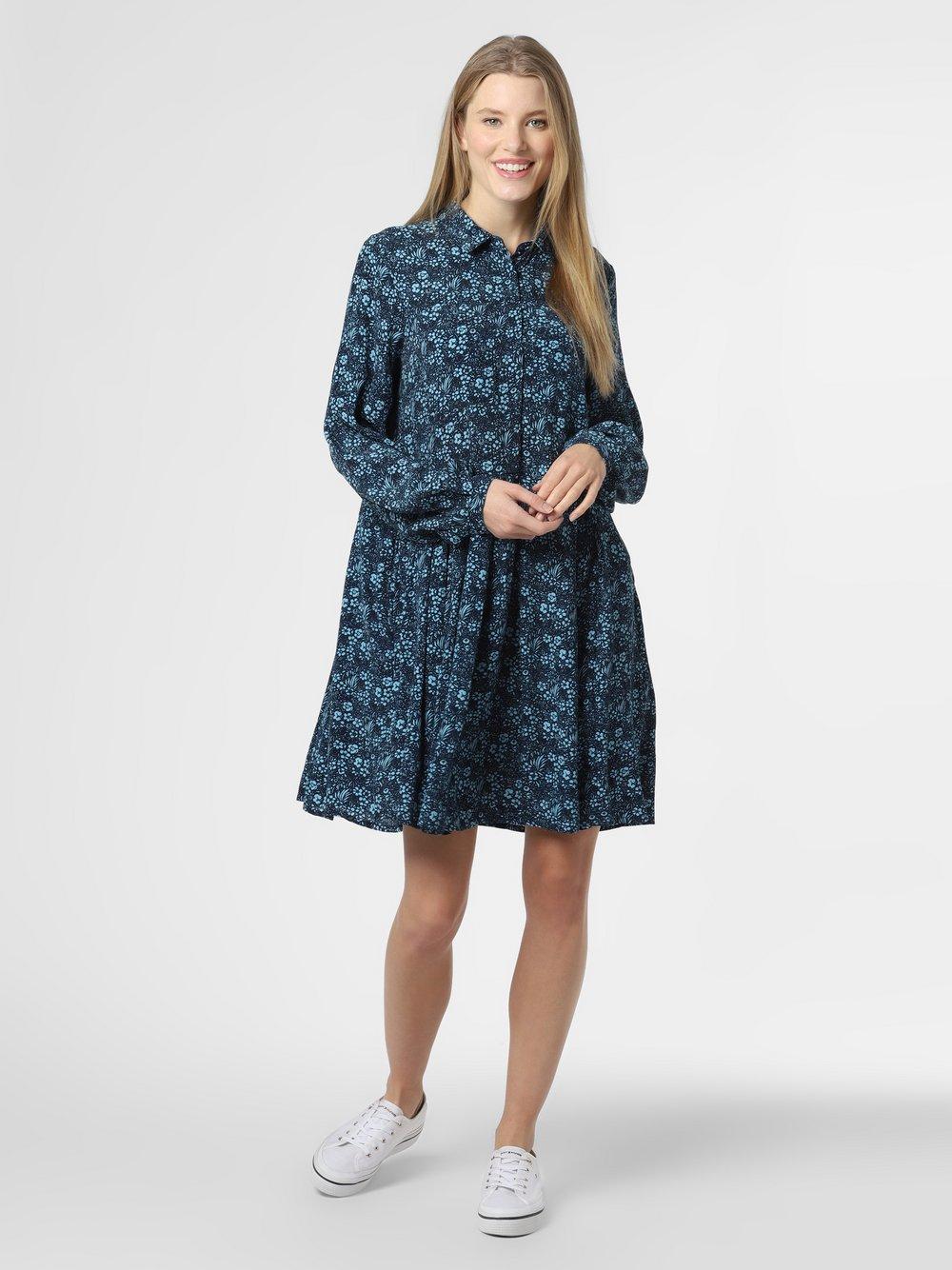 Y.A.S - Sukienka damska – YASPiccolina, niebieski