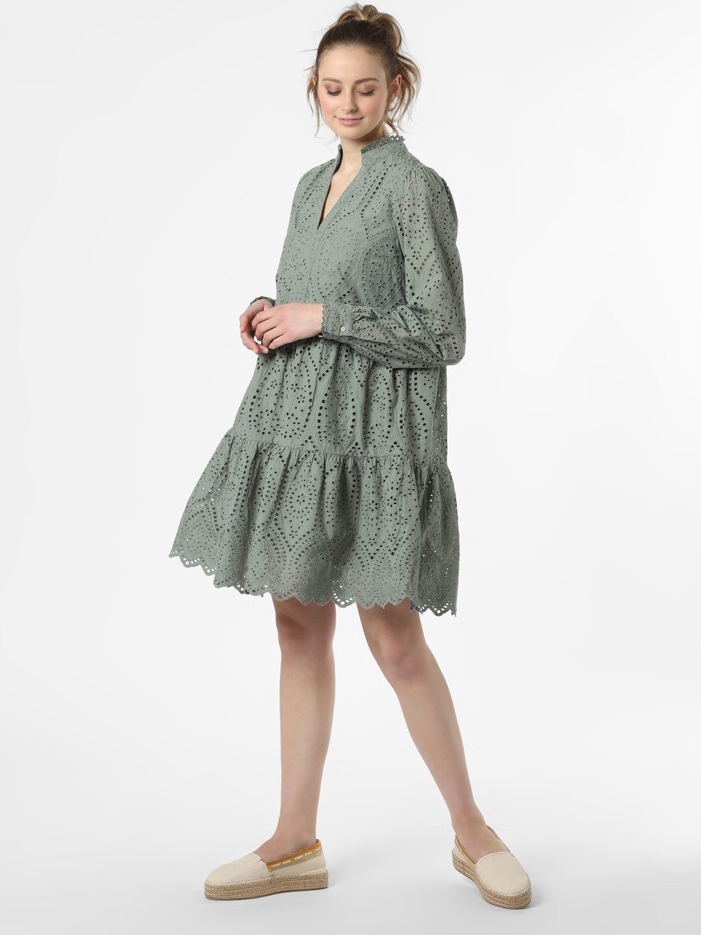 Y.A.S - Sukienka damska – YASHoli, zielony