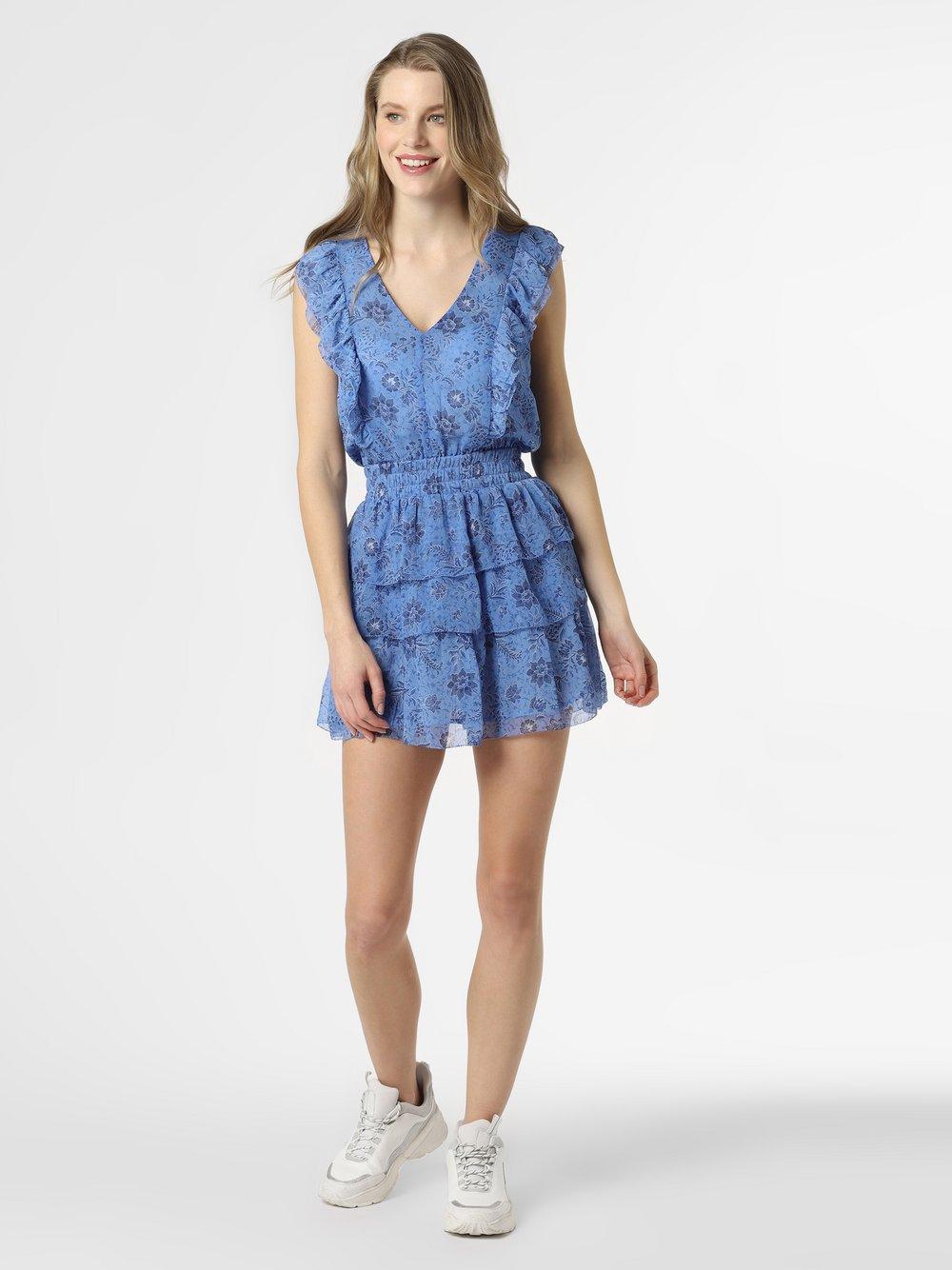 Pepe Jeans - Sukienka damska – Marietas, niebieski