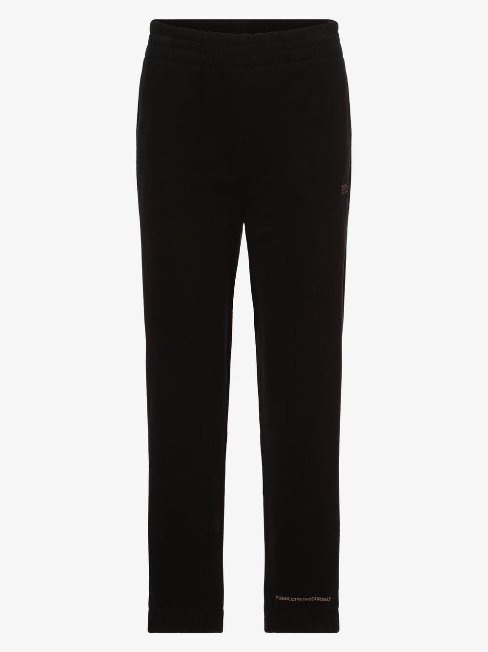 BOSS Casual - Damskie spodnie dresowe – C_Ejoy_Active, czarny